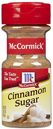 McCormick Cinnamon Sugar 524441 3 62