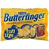 Nestle Butterfinger Fun Size Bars, 11.5 Oz (Pack of 2)