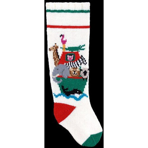 Googleheims Christmas Stocking Kit Noah's Ark