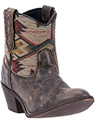 Laredo Womens Leather Micah Western Boot Round Toe - 51027