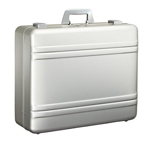 Zero Halliburton Large Camera Case Briefcase, Gray, One Size