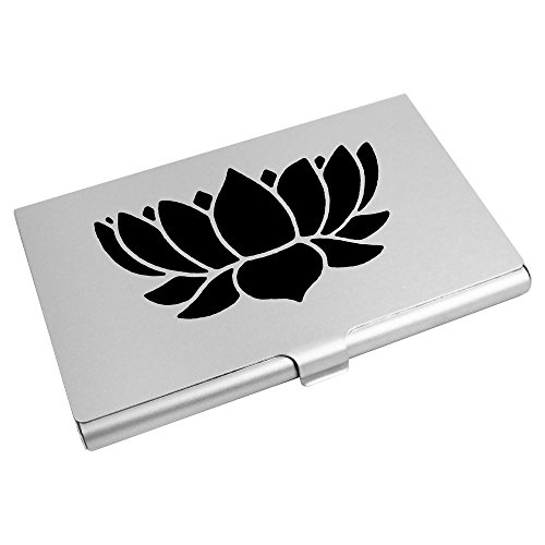 Credit 'Lotus Card Business Flower' Azeeda CH00015288 Card Holder Wallet XTwCwd