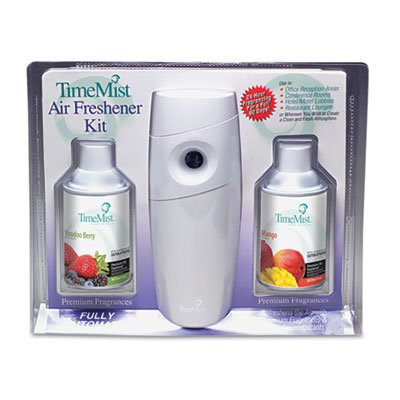 New TimeMist Metered Aerosol Fragrance Dispenser Kit 1043963 by Timemist