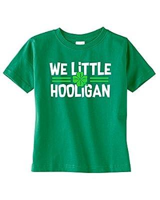 Panoware Toddler ST Patricks Day T-Shirt | Wee Little Hooligan
