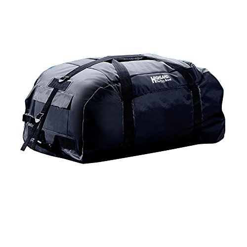 Highland 1039600 Rainproof Car Top Luggage with Wheels