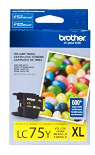Brother LC75Y High Yield XL Series Ink CartridgeRetail Packaging (Yellow) (B004WMPSCW) | Amazon Products