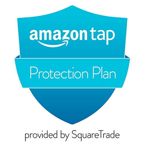 1-Year Protection Plan plus Accident Protection for Amazon Tap (2016 release) (delivered via e-mail)