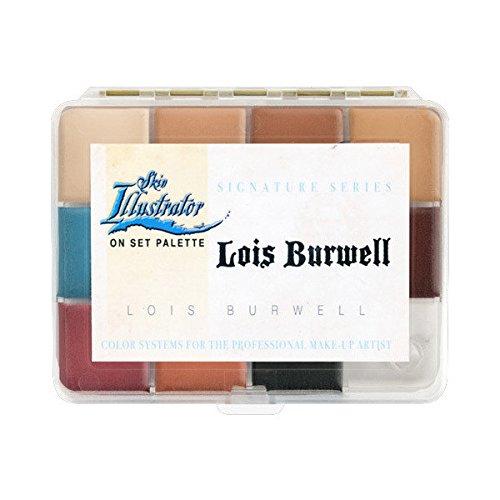 PPI Skin Illustrator On Set Signature Series Lois Burwell Makeup Palette (Ppi Series)