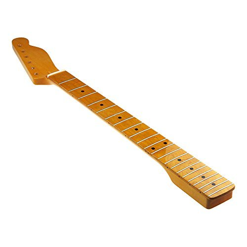 Electric Guitar Maple Neck 22 Frets Rosewood Fretboard Parts Replacement