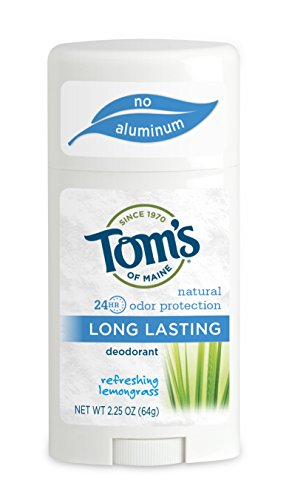 Tom's of Maine Natural Women's Deodorant - Beautiful Earth - 2.25 Oz (Pack of 6)
