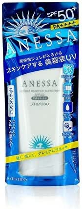 Shiseido Anessa Perfect Essence Sunscreen A + N SPF50+ PA+++ 60g