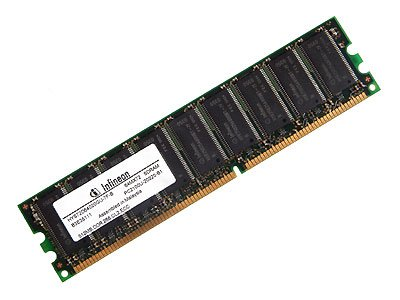 Infineon - Infineon 512MB 133Mhz ECC Memory HYS72D64020GU-7F-B SDRAM DDR 64MX72 - HYS72D64020GU-7F-B