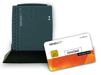 Reiner SCT TransportCard Set - máquina de fichar: Amazon.es ...