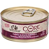 Wellness CORE Turkey and Duck Canned Cat Food, 5.5 oz., My Pet Supplies