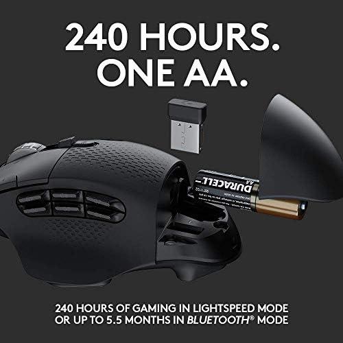 Logitech G604 Lightspeed Wireless Gaming Mouse