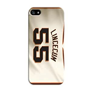 LarryToliver Customizable Baseball San Francisco Giants iphone 5/5s Best Plastic Cover Case-Creative New Life