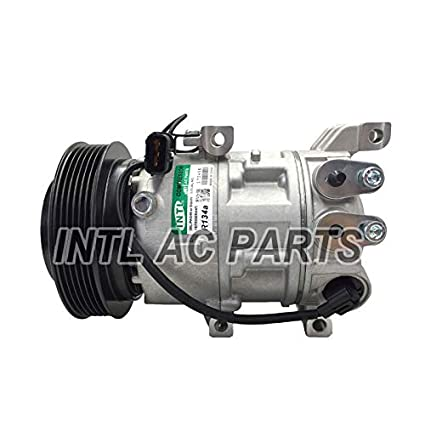 Amazon com: NEW VS-12E VS12E Car Auto AC A/C Compressor For Hyundai
