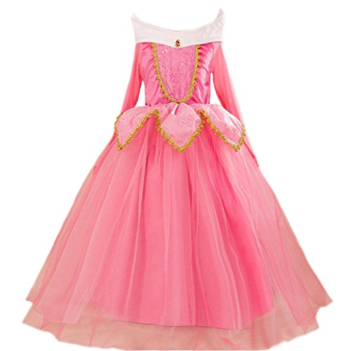 JiaDu (Pink Princess Dress For Toddler)