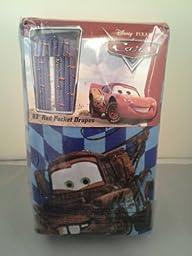 Disney/Pixar Cars Autograph 63-Inch Drapes Pair
