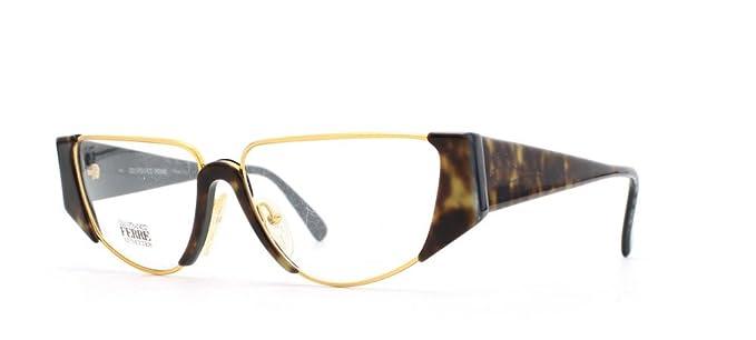 d083269065bc1d Gianfranco Ferre - Monture de lunettes - Femme Marron Brown Gold ...