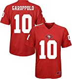 OuterStuff Jimmy Garoppolo San Francisco 49ers #10 Youth Red Performance Fashion Player Jersey