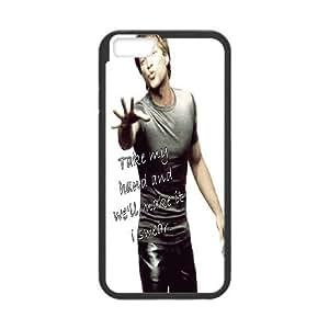 "JenneySt Phone CasePopular Music Band - Bon Jovi For Apple Iphone 6,4.7"" screen Cases -CASE-3"
