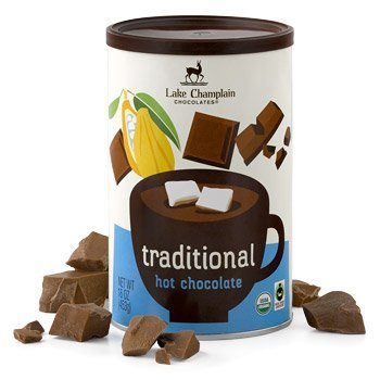 Traditional Hot Chocolate - Lake Champlain Chocolates Traditional Hot Chocolate, 16 Ounce