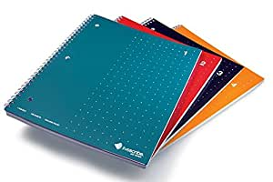 Livescribe 8.5 x 11 Single Subject Notebook #1-4 (4-pack)