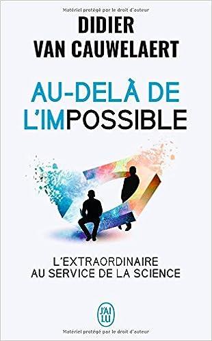 2533f8cd163 AU-DELÀ DE L IMPOSSIBLE (French) Mass Market Paperback – May 22 2018. by DIDIER  VAN ...