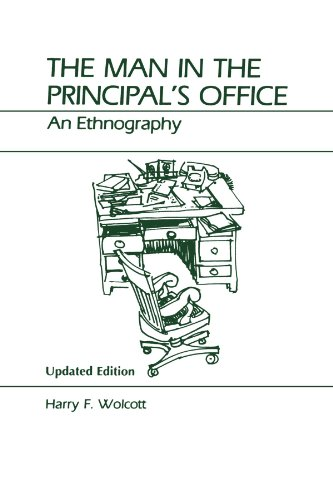 The Man in the Principal's Office