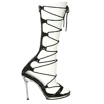 Chic Talon Sandalettes Fabulicious Sexy 60 Chaussures Femmes Hauts F1KclJ