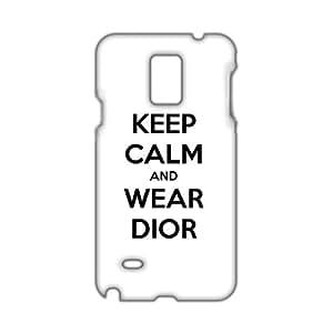 ANGLC Logo Dior (3D)Phone Case for Samsung Galaxy note4