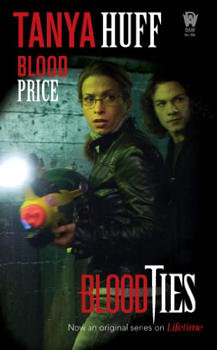 book cover of Blood Price