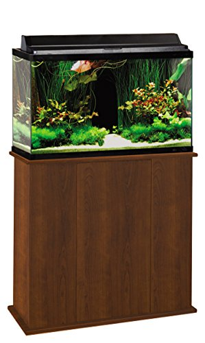 Aquatic Fundamentals 30/38/48 gallon Serene Cherry Upright Aquarium Stand by Aquatic Fundamentals