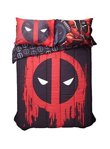 Marvel Deadpool Full/Queen Reversible Comforter