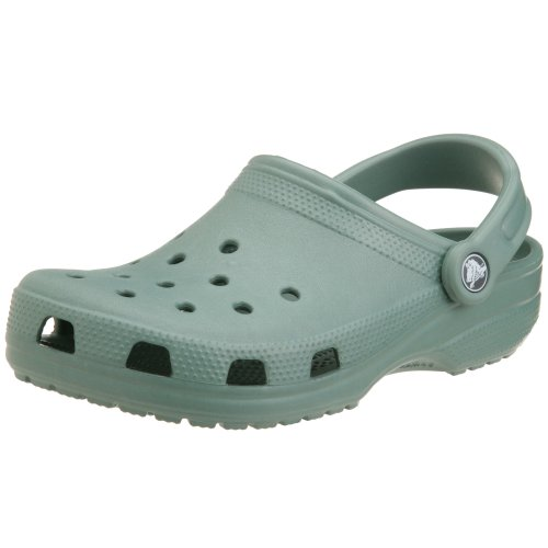 Crocs Adult Classic Clogs, White Sage