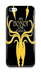 FUNKthing Game of Thrones Stark PC Hard new channel case iphone 5c