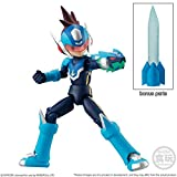 66 Action Bandai Shokugan Mega Man Volume 2 - Mega Man (Star Force Ver.)