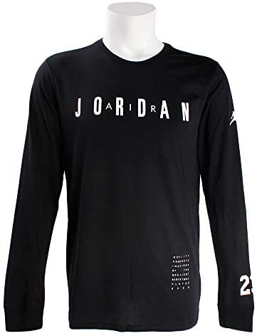 Jordan Ho 1 Camiseta De Manga Larga, Hombre, Black/White, L: Amazon.es: Deportes y aire libre