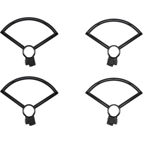 DJI Propeller Guard for DJI Spark Quadcopter (4-Pack) Gray CP.PT.000787