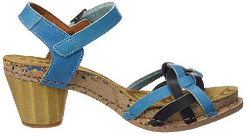 Art Dames 1110 Mojave Ik Lach Met Enkelband Sandalen Multicolor (multi Albufera)
