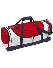 notrash2003 Maritieme sport- en reistas voor training, workout en als weekendtas, ca. 64 cm met adreshanger van notrash2003