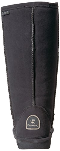 Tall Emma Bearpaw Mujer Oscuro Botas Para Gris 5gq8Zq