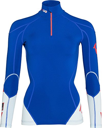 Rossignol Infini Compression Race XC Ski Top Womens Sz L