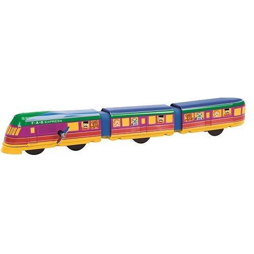 FAO Express Wind Up tin Train