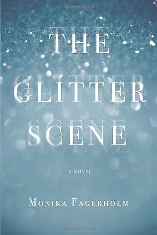 book cover of The Glitter Scene
