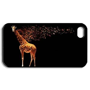 Giraffe iPhone 4/4s Case Hard Plastic iPhone 4/4s Case