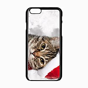 iPhone 6 Black Hardshell Case 4.7inch striped cap Desin Images Protector Back Cover