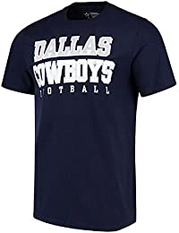Dallas Cowboys Men's Navy Short Sleeve Practice T-Shirt