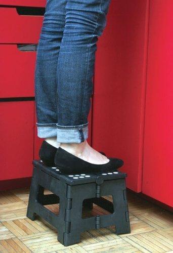 Stepsafe 174 High Quality Non Slip Folding Step Stool For